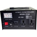 1000 Watts Step Up and Down Voltage Converter Regulator Transformer AR1000, 110-220 Volts