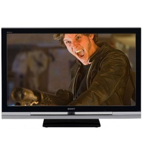 "SONY KLV-46W400 46"" MULTI-SYSTEM LCD HD TV"