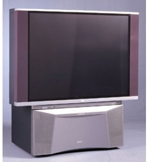 "Hitachi 50"" Wide Screen High Definition DLP Multi System TV"