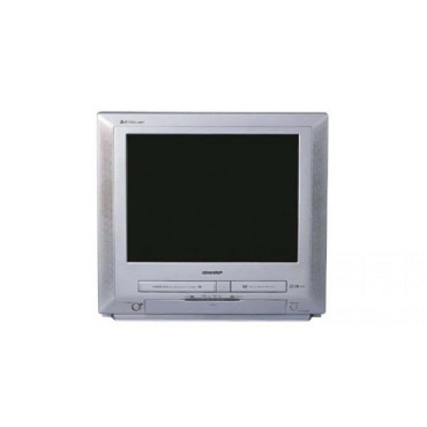 sharp 21 multi system stereo tv region code free dvd multisystem vcr combo. Black Bedroom Furniture Sets. Home Design Ideas