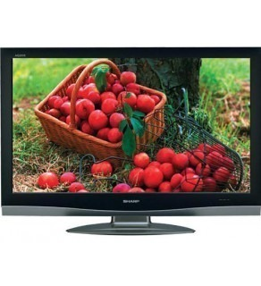 "Sharp LC-26PX5M 26"" Multi-System LCD TV"