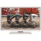 "Toshiba 24D1334 24"" HD Multi-System LED TV with built in region free DVD Player 220 Volts"
