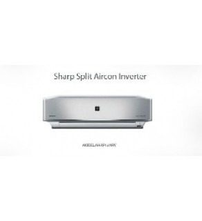 sharp 1800 BTU Split Air Conditioner Powerful Jet & Gentle cool mode 220 Volts