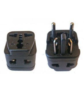 Wonpro WAT-NANO All IN ONE Universal Travel Power Adapter Plug Kit