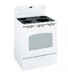 "GE JB650 30"" Free-Standing Electric Range Oven 220 Volts"