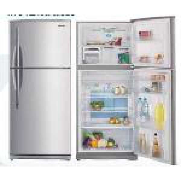 Hitachi rz480 17 2 door refrigerator for 220 volts for 0 1 couch to fridge