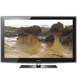 SAMSUNG LA-40B610 MULTISYSTEM FULL HD LCD TV FOR 110-240 VOLTS