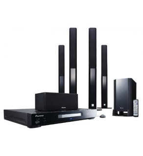 Pioneer HTZ-767DVD Code Free Version Home Theater System