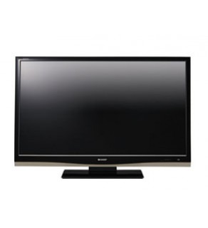SHARP AQUOS LC-52A85M (52-INCH LCD) MULTISYSTEM TV FOR 110-240 VOLTS