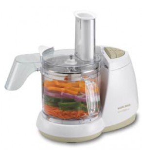 BLACK AND DECKER FP35 220 VOLT FOOD PROCESSOR 400 WATTS