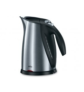 Braun WK-600 Sommelier 1.7 Liter Stainless Steel 2200 Watt Kettle 220 Volts