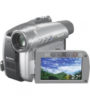 Sony DCR-HC46E PAL Mini DV Camcorder