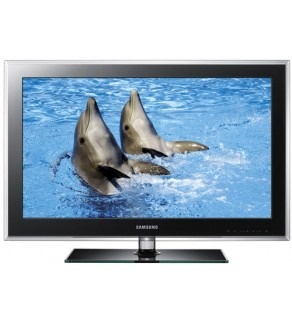 "Samsung 46"" LA46D550 Multisystem LCD TV FOR 110-220 VOLTS"