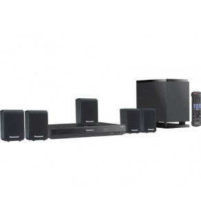 Panasonic SCXH50 DVD Home Theatre System 110 220 Volts