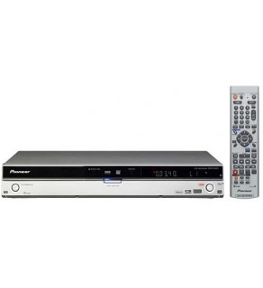 PIONEER INTERNATIONAL VERSION PAL-NTSC DVD RECORDER