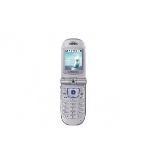 Samsung Gsm Triband Unlocked Phone With Built-In Rotating Digital Camera