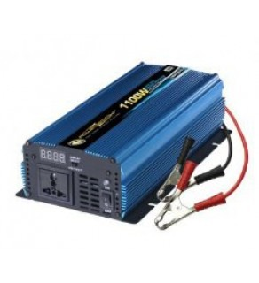 12V DC to 220V 50 Hz AC Power Inverter 1100 Watts