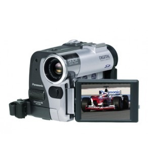Panasonic PAL Mini DV Camcorder