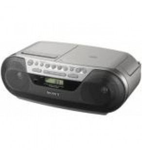 SONY S05 Digital CD Radio Cassette player 220 Volts