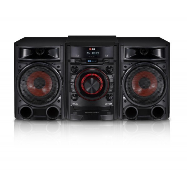 Lg Cm4330 Mini Audio Hi Fi System 180w Rms For 110 220