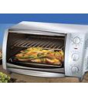 Oster 6-Slice Toaster Oven-Broiler - White