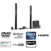 Panasonic SC-XH155 Code Free Home Theater System 110 220 Volts