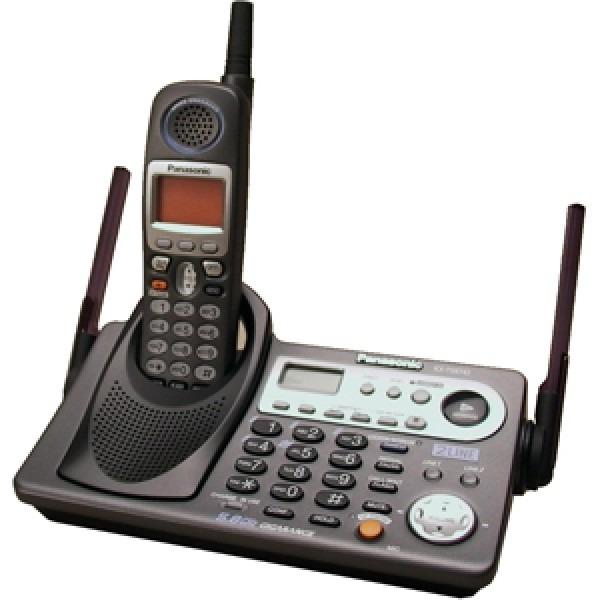 Panasonic TG6500B— Cordless Phone— Operation