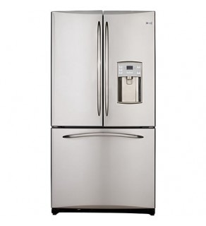 GE 21 Cu.ft PFCE1NJZD-SS Bottom Freezer - French Door refrigerator FOR 220 VOLTS