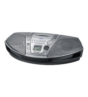 PANASONIC RX-ES23 MP3, CD RADIO CASSETTE PLAYER