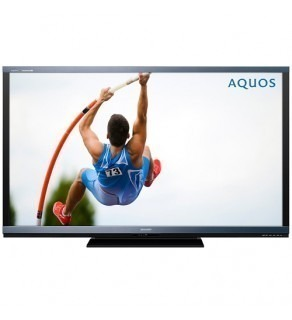 "Sharp LC-80LE940X 80"" 3D Full HD Multi-System WiFi Smart LED TV 110-240 Volts"
