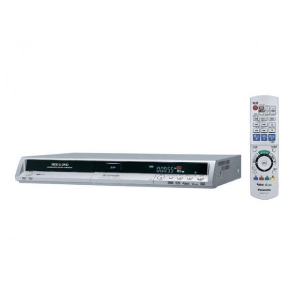 Panasonic Dvd Recorder With 160 Gb Hard Drive 110220volts Com