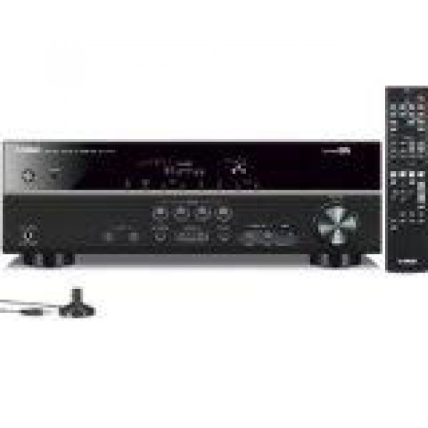 Yamaha rxv373 audio video receiver amplifier for 110 220 for Yamaha amplifier receiver