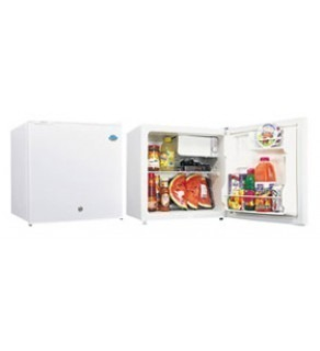 Nikai 1.76 Cu.ft. NRF65 COMPACT BED SIDE refrigerator refrigerator