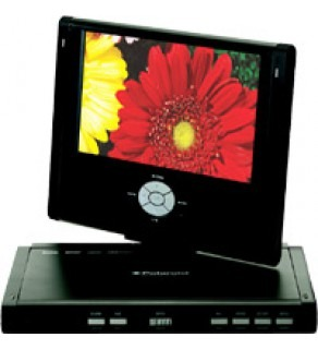 POLAROID PD-V0725/0742 CODE FREE DVD PLAYER FOR 110-240 VOLTS