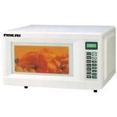 Nikai DIGITAL Microwave Oven WITH GRILL 220 Volts
