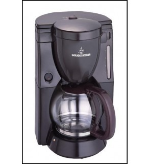 Black & Decker DCM55 4 Cup Coffee Maker (220V)