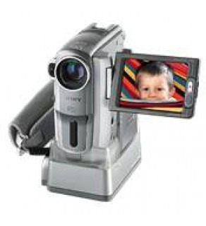 SONYPAL MINI-DV Camcorder for use outside USA