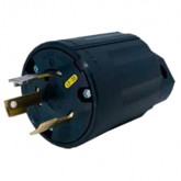 Regvolt L5-30P Plug - NEMA Locking Plug, 30 Amps, 125V, Grounding Type (Clearance Sale)