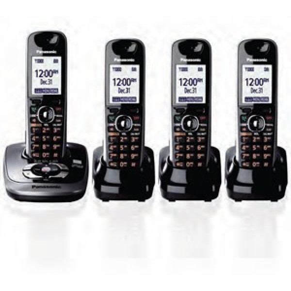cordless phone with talking caller id and answering machine