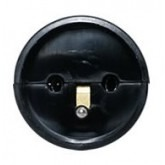 Type E Electrical AC Female Connector for France 16 Amps