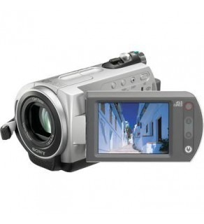 Sony DCRSR42E HDD PAL Handycam Digital Camcorder
