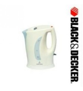 Black & Decker JC250 1.7 Liter Electric Jug Hot Water Kettle