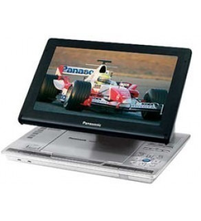 Panasonic Portable DVD Player with Screen