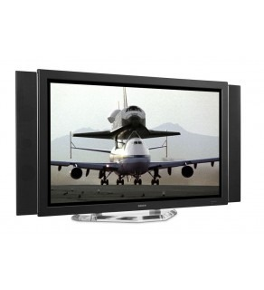 "SONY FWD-42PV1 INTERNATIONAL VERSION 42"" MULTI-SYSTEM PLASMA (BLACK) FOR 110-220 VOLTS"