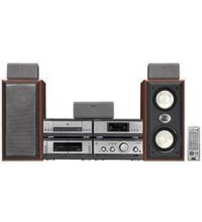 Sony MHC-S90D Home Theater System 110-220 Volts