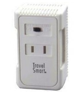 Travel Smart 2000 Watts Travel Voltage Converter, TS-2000 220-240 Volts to 110-120 volts
