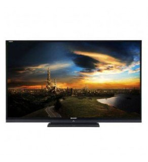 Sharp 60 Aquos LC-60LE631 Full HD LED TV For 110-220 Volts