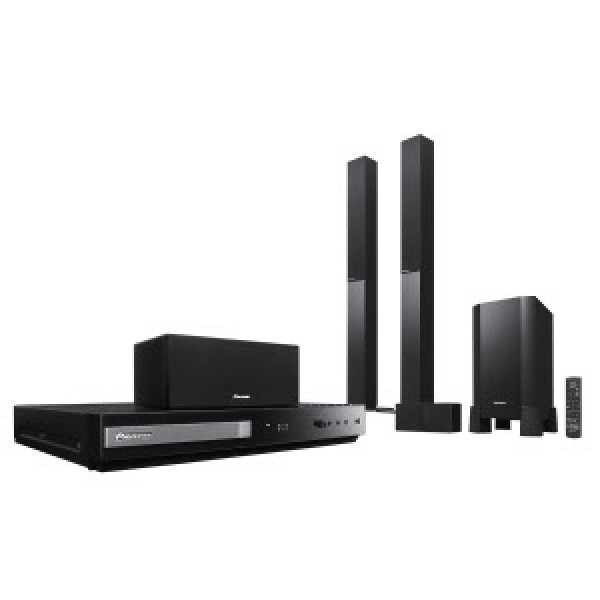 PIONEER HTZ270 CODE FREE HOME THEATRE SYSTEM FOR 110-240 VOLTS ...