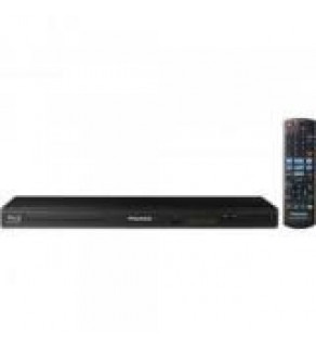 Panasonic DMP-BD75 Region Free 1080p HDMI Blu Ray DVD Player 110-220 VOLT