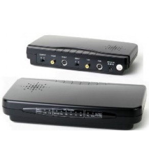 Multisystem Video System Converter PAL, NTSC, SECAM, Composite (RCA), Y/C